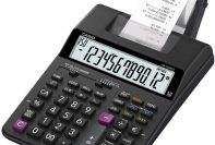 calculatrice imprimante casio